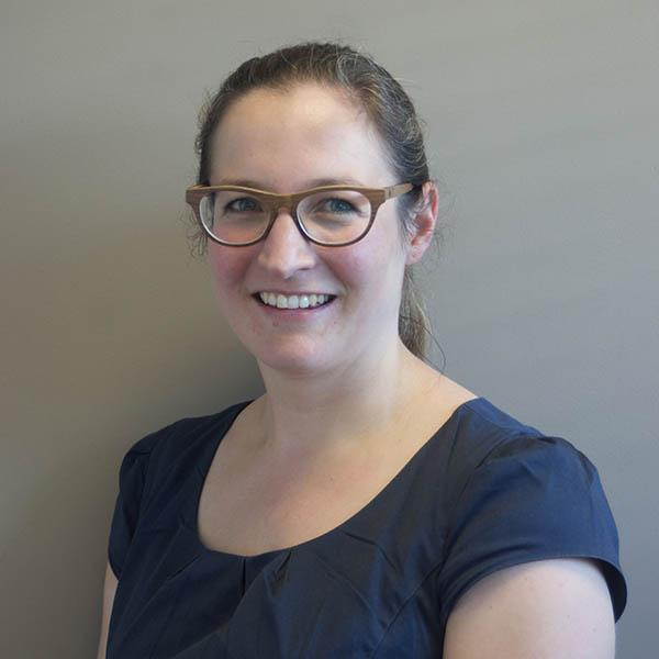 Rosalie Crombach Praktijkmanager ZIO